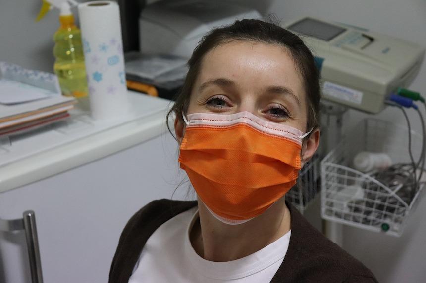 mascherine amianto