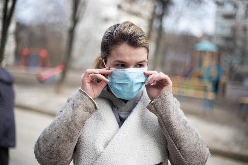 mascherine antivirus errori da non fare