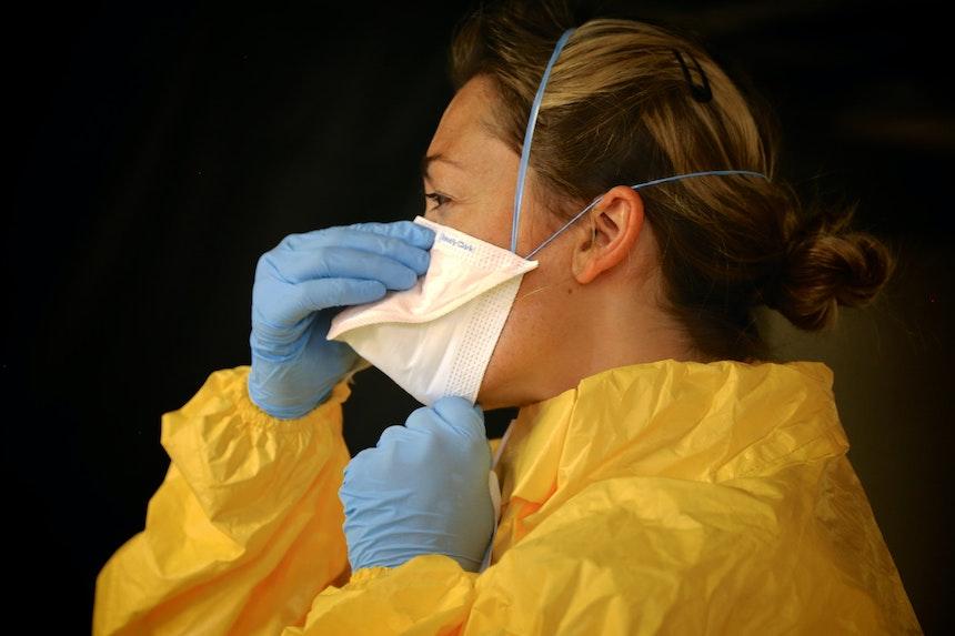mascherine da infermiere quali sono