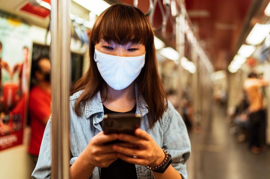 mascherine giapponesi e coronavirus