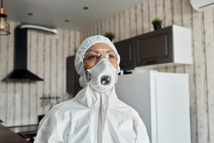 Perché usare una mascherina per polveri