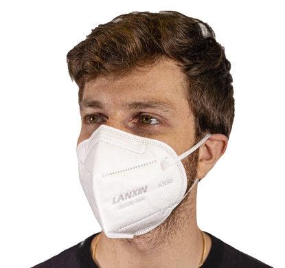 mascherina uomo kn95