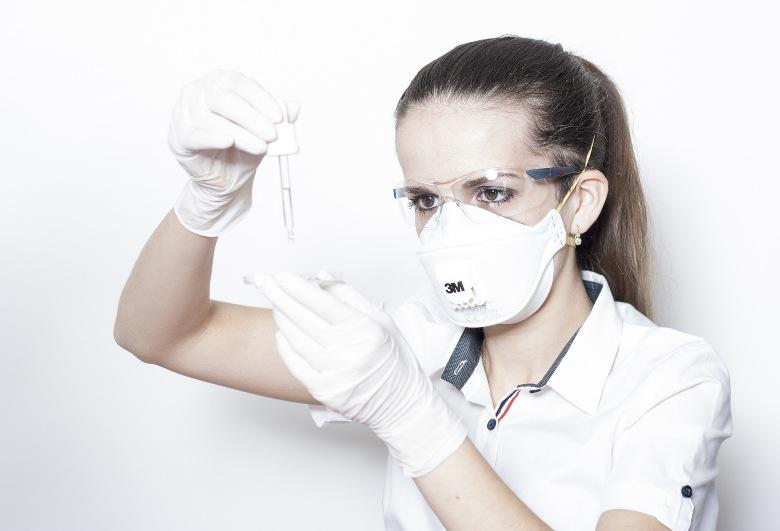 mascherine ffp3 protezione individuale