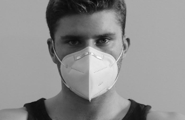 mascherina KN95 protezione dal coronavirus