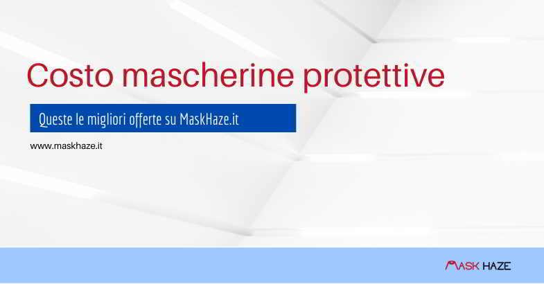 costo mascherine protettive
