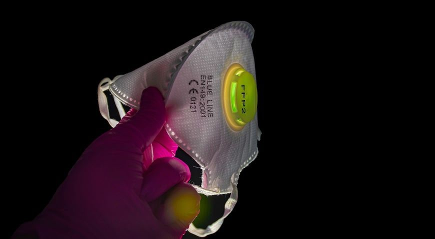 Durata mascherina FFP2 con valvola