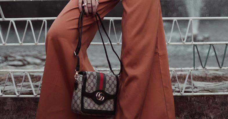 Mascherina Gucci e moda