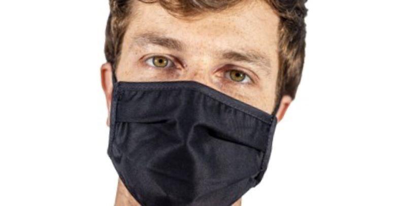 Mascherina antivirus nera