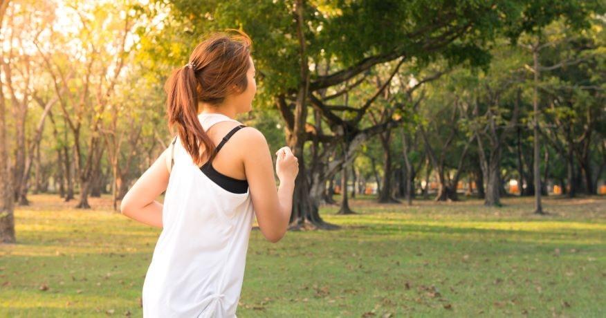 Mascherina sport e benessere
