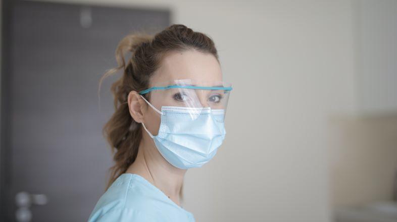 Mascherine protettive per il settore sanitario