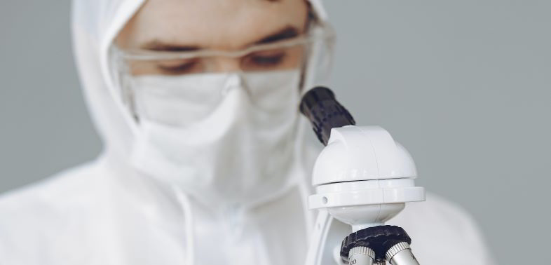 Tipi di mascherine antivirus per il settore sanitario.
