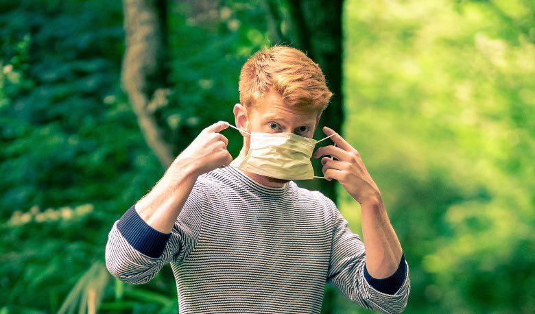 come usare le mascherine antivirus