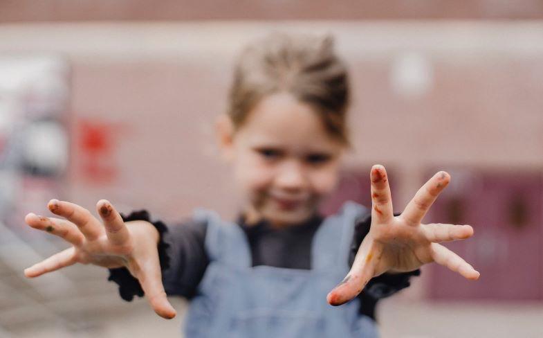 Salviette igienizzanti mani per bambini