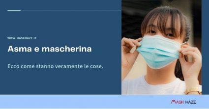asma e mascherina