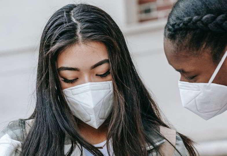 come proteggono i facciali filtranti